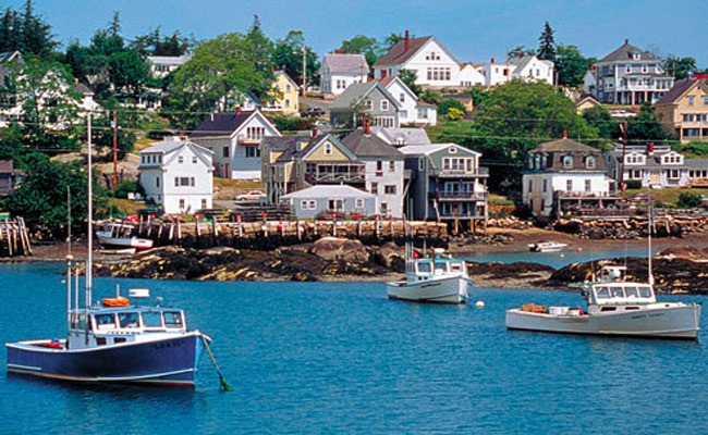 Stonington, Maine: A Vacation Away From The Tourist Crowds
