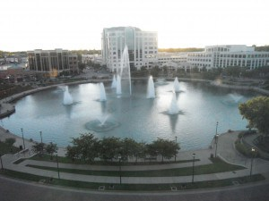 City Center, Newport News