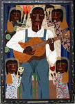 New Orleans Art Gallery Features Works By Self-Taught Artist/Owner