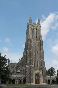 Tower of the Duke Chapel