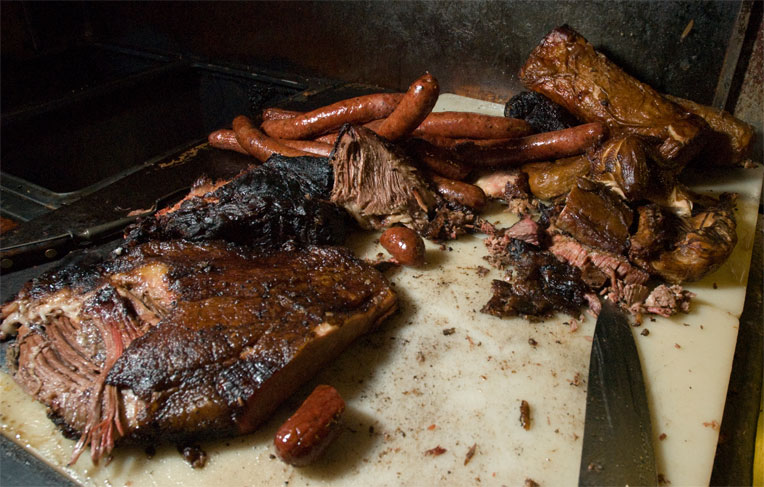 "BBQ Festivals Provide a Taste of the South.  South Carolina, ""The Birthplace of Barbecue,"" Fills Spring and Summer with Cook-Offs and Culinary Competitions"