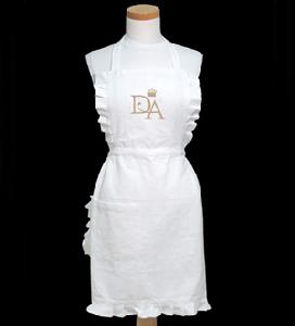 Downton apron