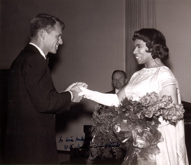 Marian Anderson Collection Donated to the National Museum of African American History and Culture On View In Washington