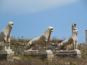 The Lions of Delos