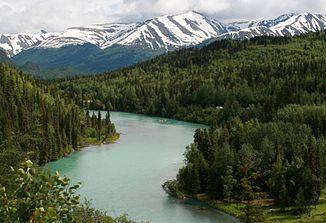 Kenai River Alaska