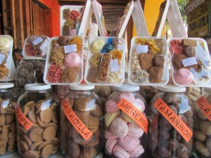 Cartagena candies