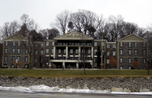 The Barton Hill Hotel and Spa near Lewiston,  New York