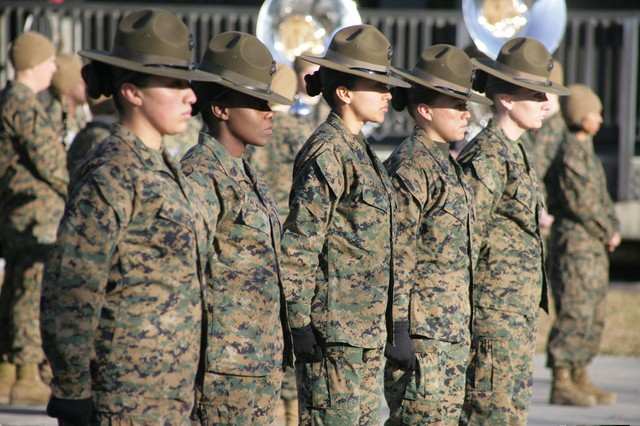"""A Few Good Women"": Women in the United States Marine Corps"