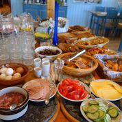 Finish Breakfast Buffet