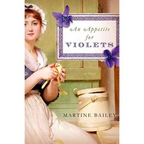 An Appetite for Violets: Fascinating History