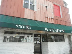 Legendary Wagner's  Pharmacy.