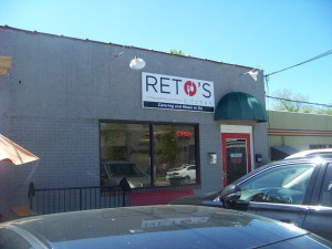 Reto's Kitchen- take out and more.