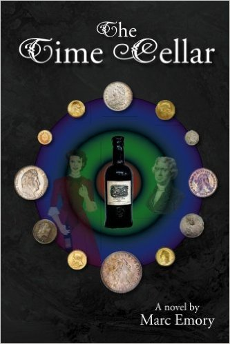 Book: The Time Cellar by Marc Emory