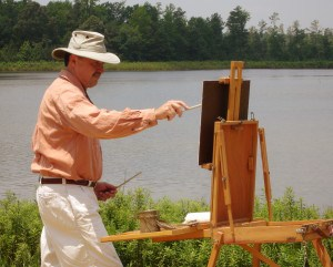Artists are inspired by the great outdoors in the Plein Air Festival in Warm Springs This year's festival is Sept.28-Oct.4