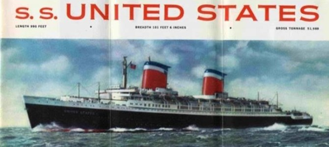 SS United States Could Set Sail Again