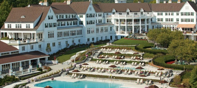 SPRING AT THE SAGAMORE