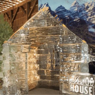 The Ice House. Northeasten Pennsylvania.