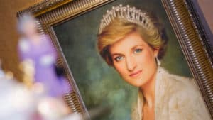 Diana, Legacy of a Princess Exhibit.