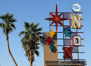 Ls Vegas - The Neon Museum