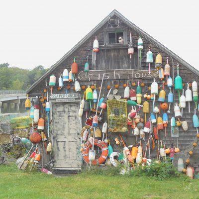 Fish House - MidCoast Maine