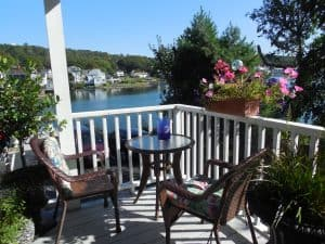 Harbour Towne Inn on the Waterfront, Boothbay Harbor MidCoast Maine