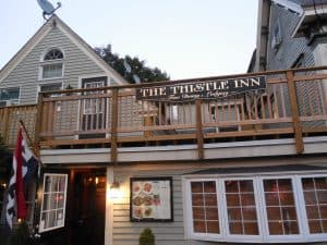The Thistle Inn, Boothbay Harbor MidCoast Maine
