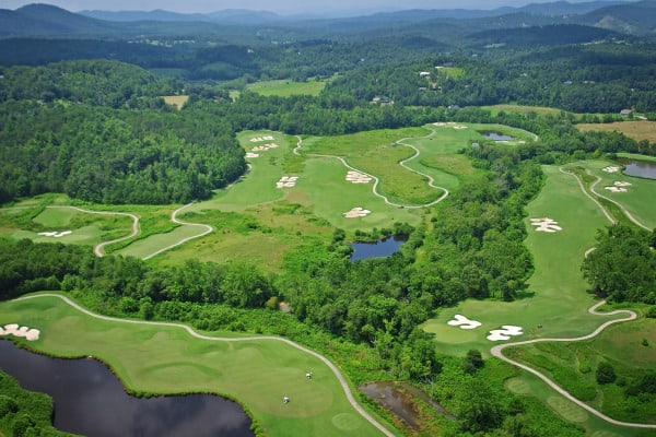 Brasstown Valley Golf.