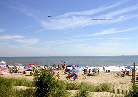 Beautiful Bethany Beach.