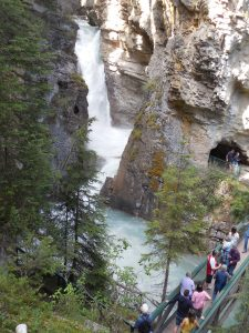 Johnston Canyon - Banff
