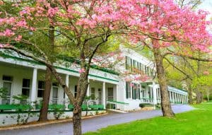 Historic Capon Springs Farms and Hotel