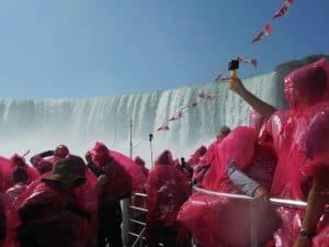Hornblower Niagara Cruises - Horseshoe Falls
