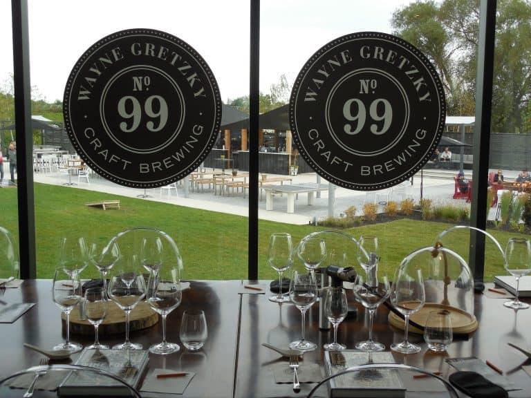 Wayne Gretzky Winery - Niagara-on-the-Lake