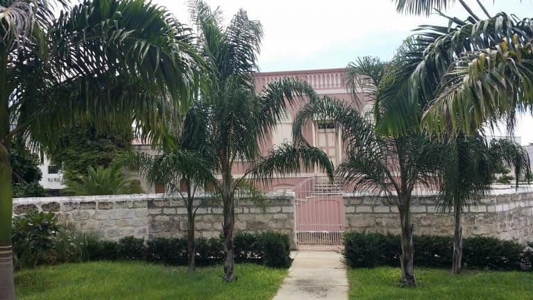 Nidhe Synagogue Barbados