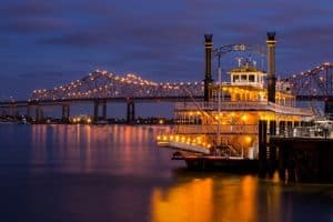 New Orleans - Creole Queen Jazz Cruise with The Sightseeing Pass