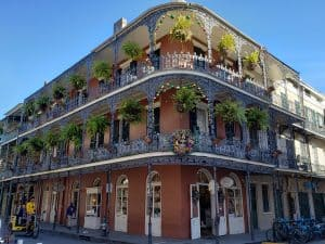 New Orleans - The French Quarter Walking Tour