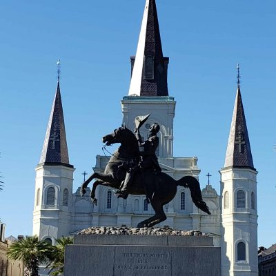Jackson Square - New Orleans