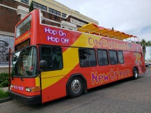 City Sightseeing - New Orleans