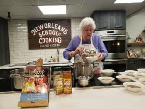 New Orleans School of Cooking