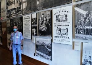 Guided tour of Johnstown Flood Museum