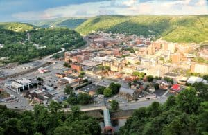 View of Johnstown