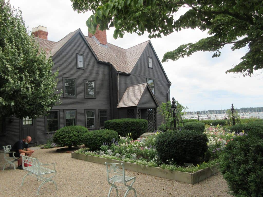 Hawthorne's Birthplace