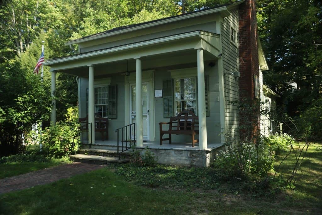 The Millard Fillmore's House.