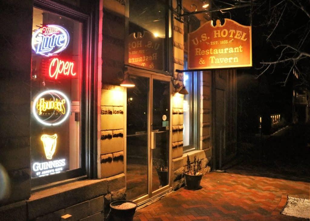 U S Hotel Tavern