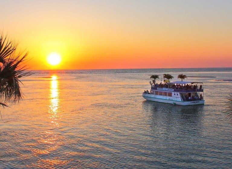 Sunset Cruise in Sarasota Beyond the Beaches