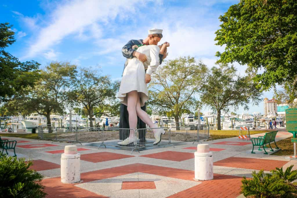 Sarasota public art beyond the beaches