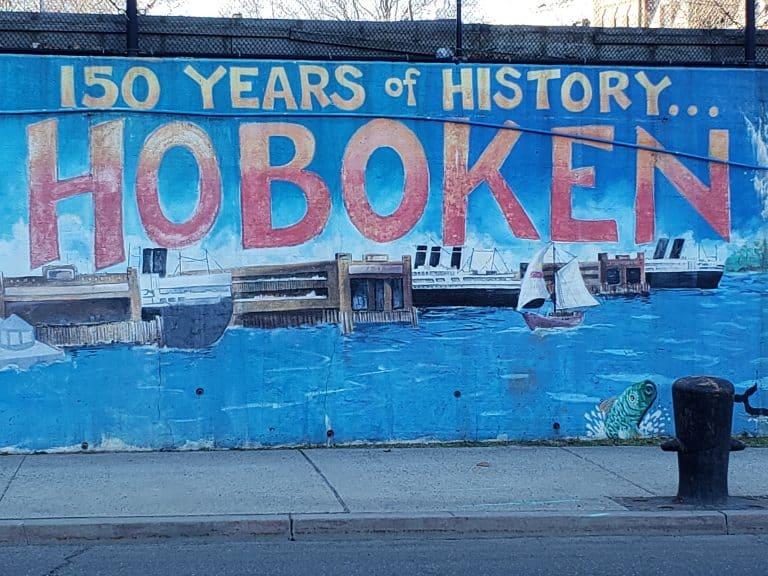 150 years of History in Hoboken