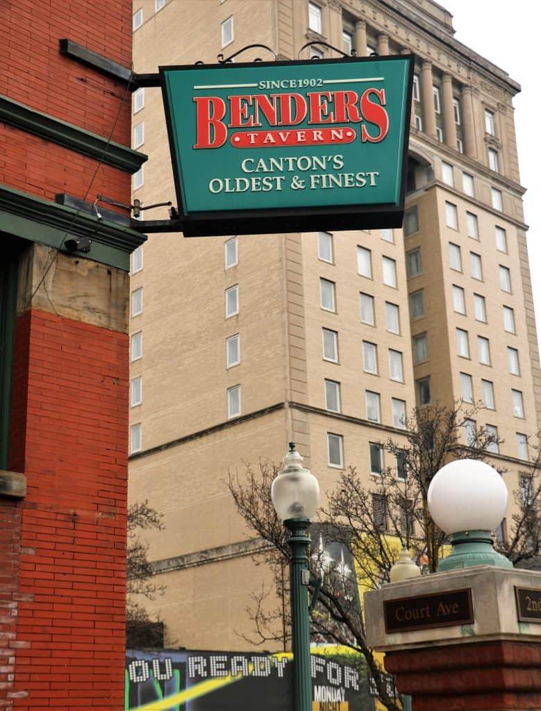 Benders Tavern since 1902