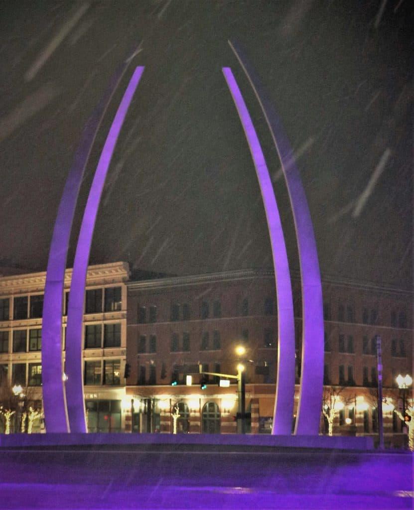 Canton Centennial Plaza