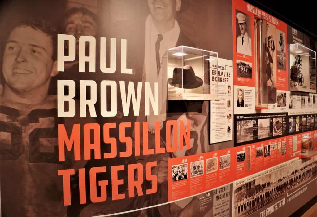 The Paul Brown Museum.