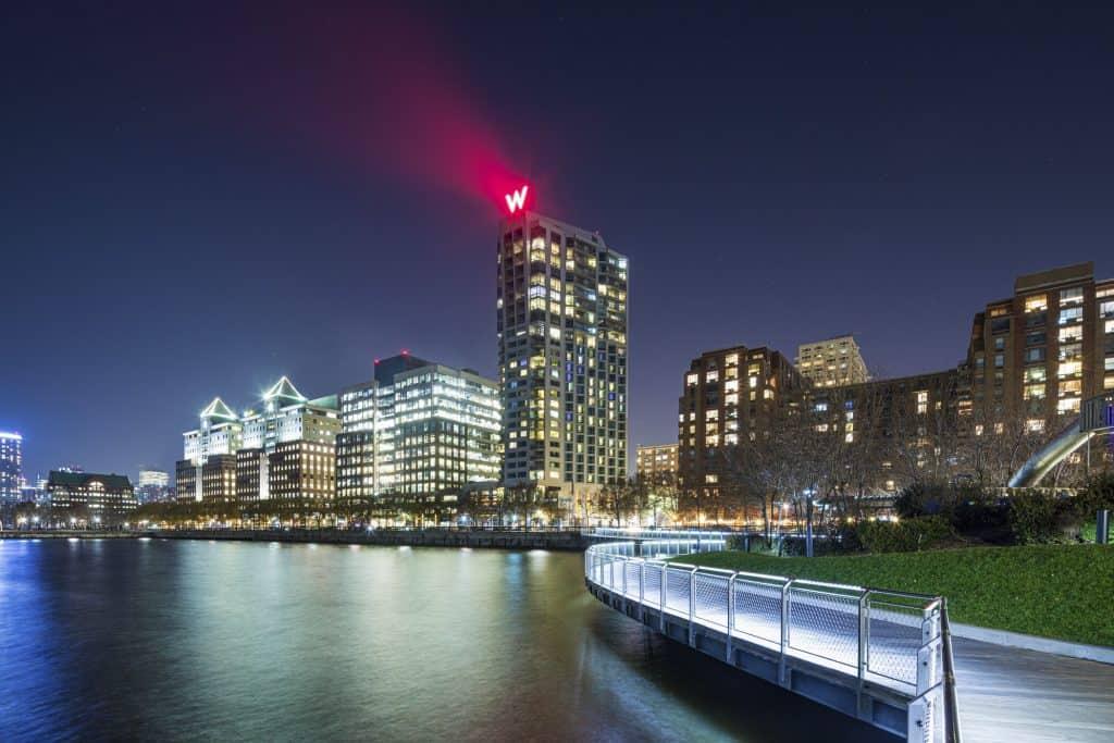 The W Hoboken - the alternative urba getaway